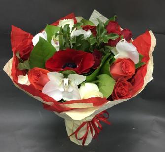 Потрясающие букеты цветов фото — 5