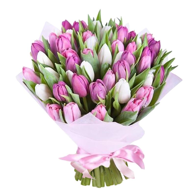 Заказать цветы к празднику 8 марта, доставка цветов