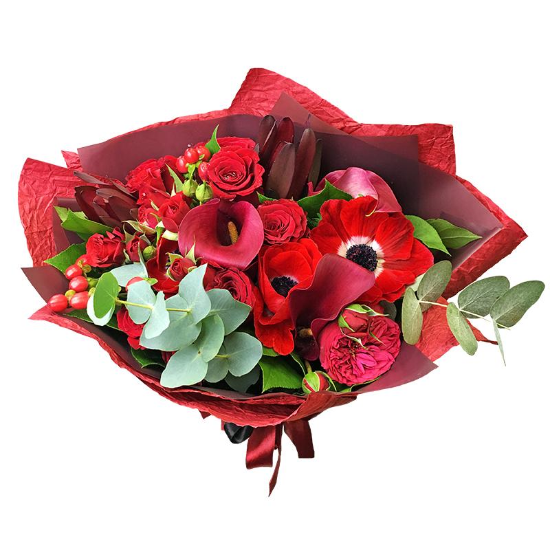 Заказать букет из живых цветов по москве недорого, оптовые алматы